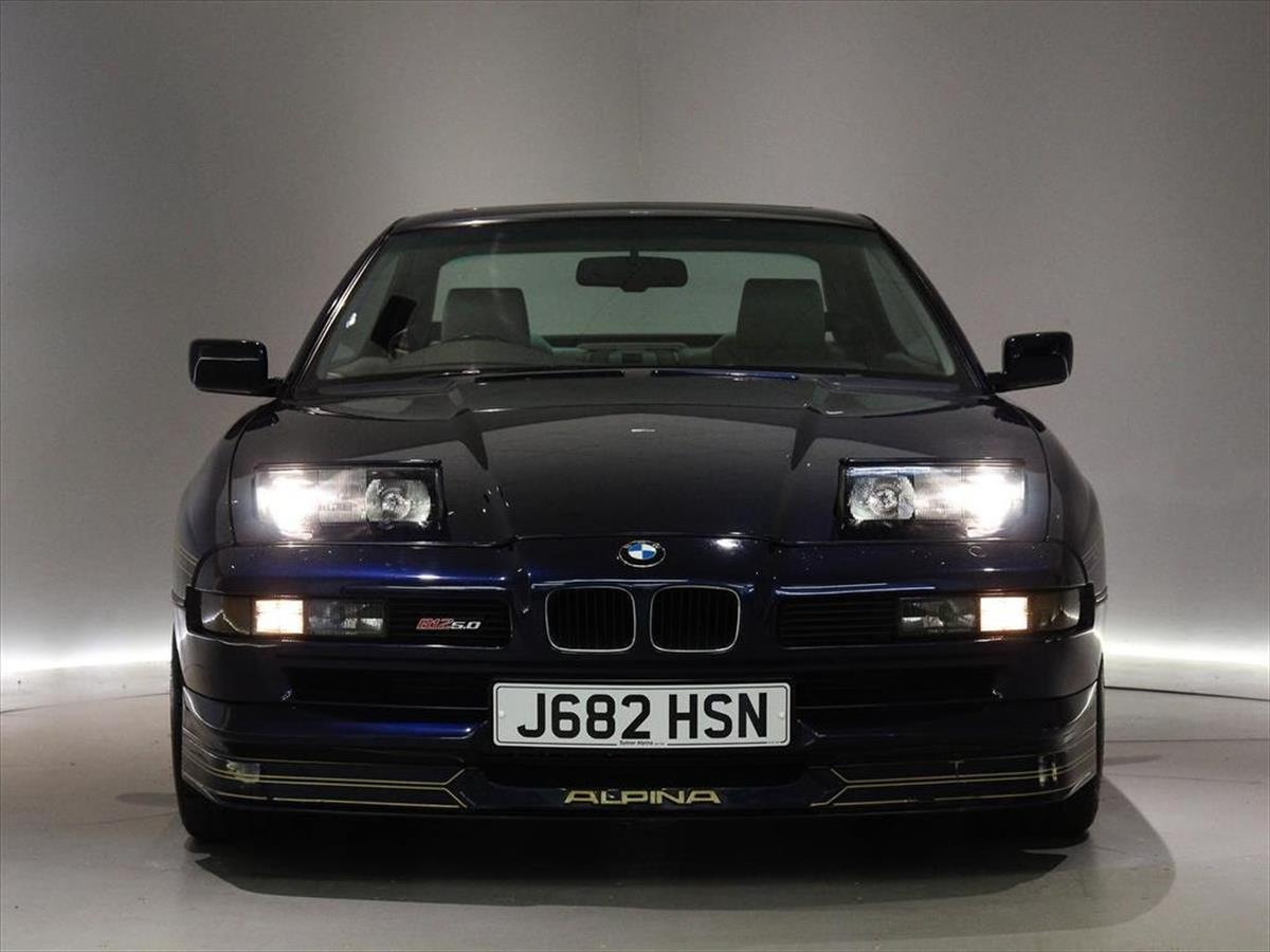 FOR SALE The Bahnstorming Alpina B Coupe TUNER GT - Bmw 850 alpina for sale